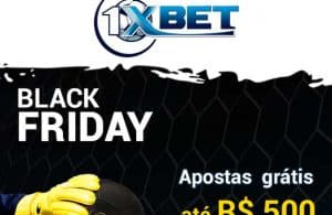Black Friday na 1xbet