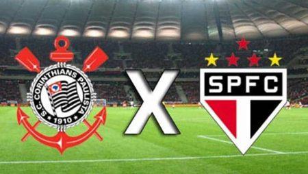 Corinthians vs São Paulo – Campeonato Paulista