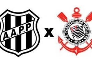 Ponte Preta vs Corinthians