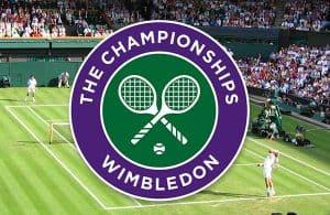 Wimbledon entra na sua reta final
