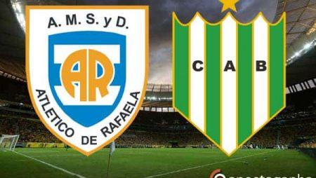 Atlético Rafaela vs Banfield – Copa Argentina