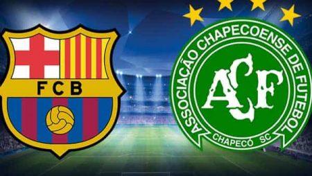 Barcelona vs Chapecoense – Trofeu Joan Gamper