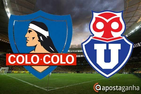 Colo Colo vs Universidad de Chile – Campeonato Chileno