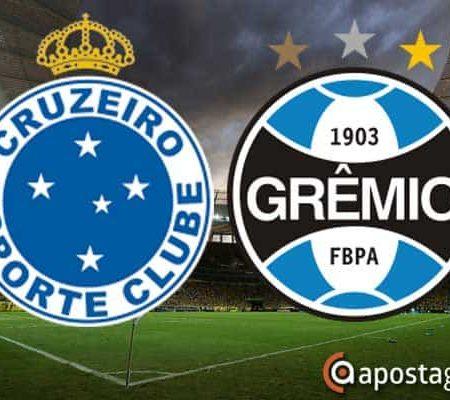 Cruzeiro vs Gremio – Primeira Liga