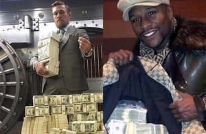 dinheiro mayweather