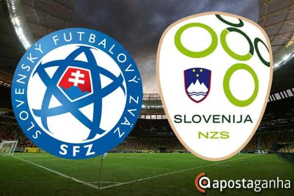 Eslovaquia vs Eslovenia – Eliminatórias para Copa do Mundo