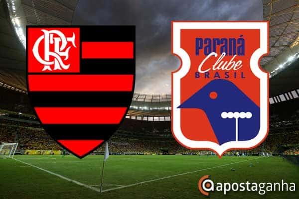Flamengo vs Parana – Primeira Liga