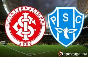 internacional vs paysandu