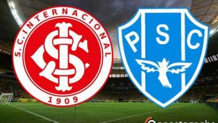 Internacional vs Paysandu – Brasileirão Série B