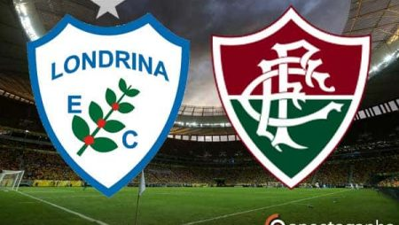 Londrina vs Fluminense – Primeira Liga