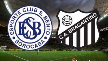 São Bento vs Bragantino – Brasileirão Série C