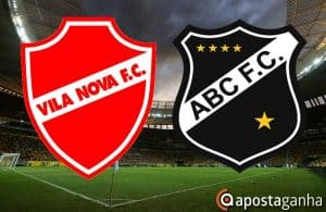 vila nova vs abc natal