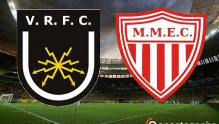 Volta Redonda vs Mogi Mirim – Brasileirão Série C