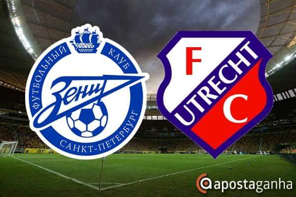 Zenit vs Utrecht