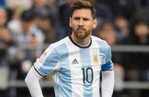 messi argentina final