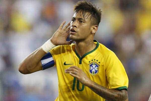 neymar brasil seleção