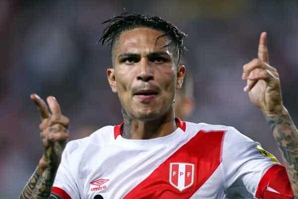 Nova Zelândia vs Peru