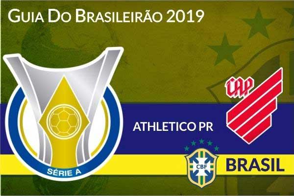 Athletico PR – Guia do Brasileirão Série A 2019