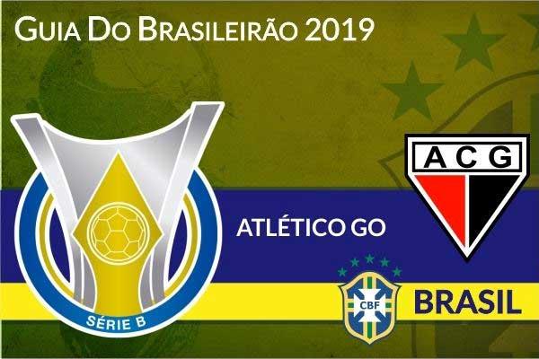 Atletico GO – Guia do Brasileirão Série B 2019