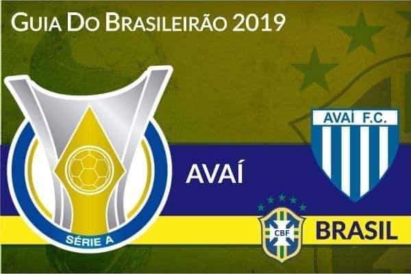 Avaí – Guia do Brasileirão Série A 2019