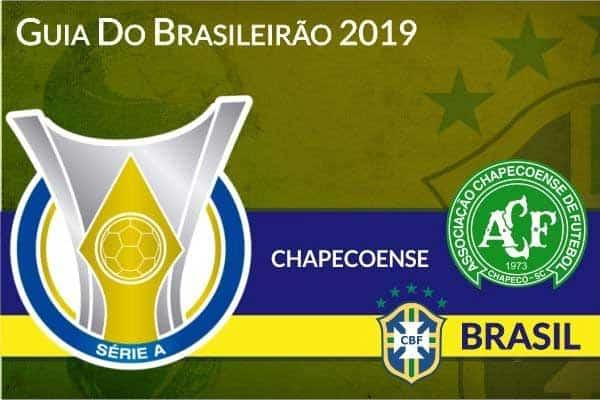 Chapecoense – Guia do Brasileirão Série A 2019