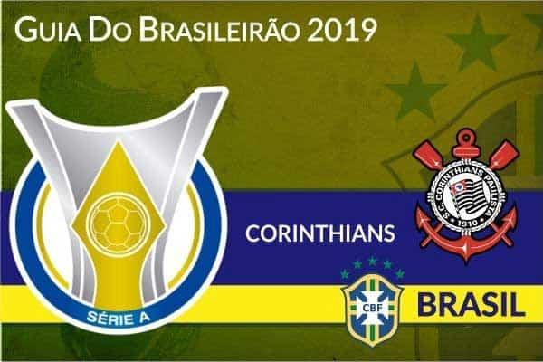 Corinthians – Guia do Brasileirão Série A 2019
