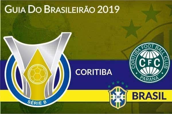 Coritiba 2019 - Guia do Brasileirão Serie B