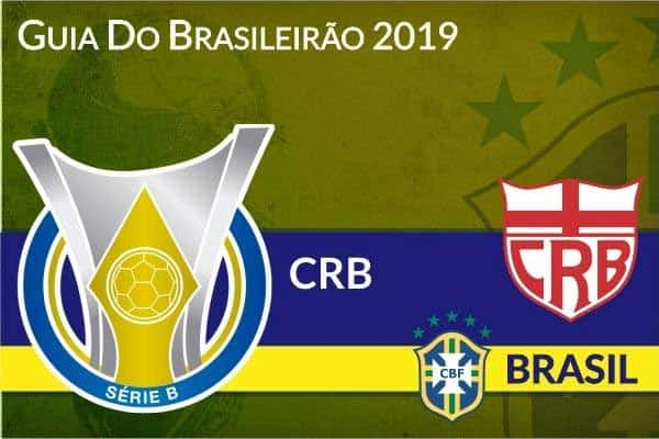 CRB - Guia do Brasileirão Série B 2019