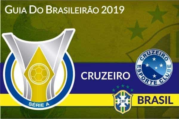 Cruzeiro – Guia do Brasileirão Série A 2019