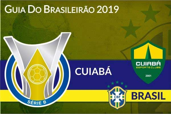 Cuiabá – Guia do Brasileirão Série B 2019