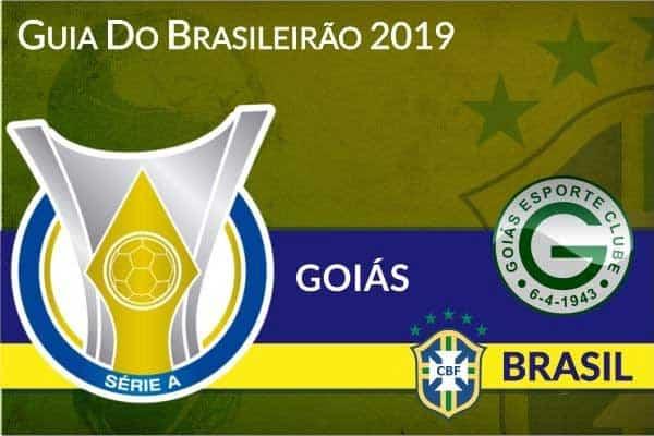 Goiás – Guia do Brasileirão Série A 2019