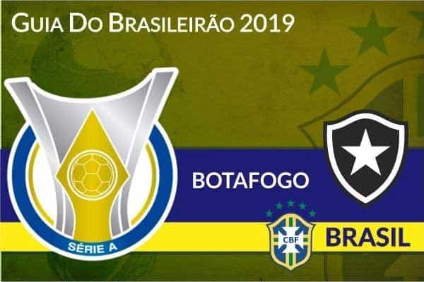 Botafogo - Guia do Brasileirão 2019