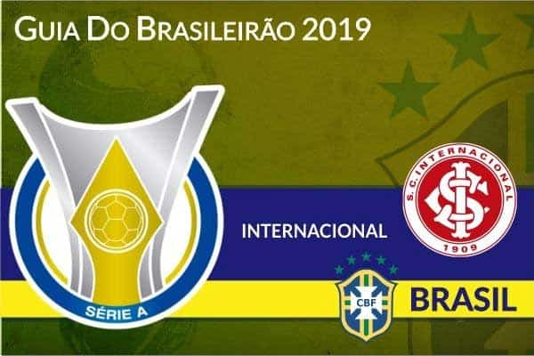 Internacional 2019 - Guia do Brasileirão Serie A