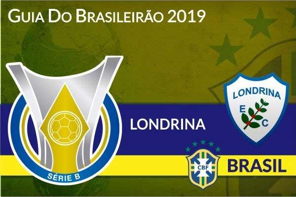 Londrina - Guia do Brasileirão Série B 2019