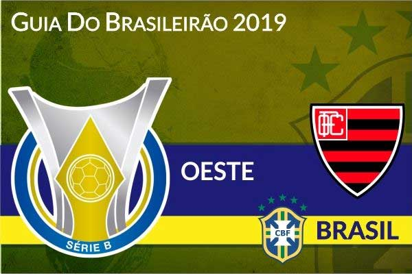 Oeste 2019 - Guia do Brasileirão Serie B