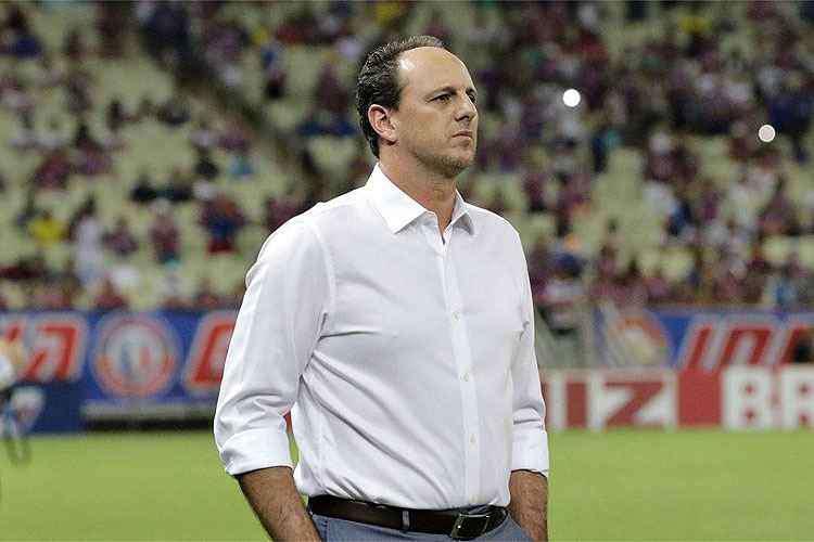 Rogério Ceni é o novo técnico do Cruzeiro