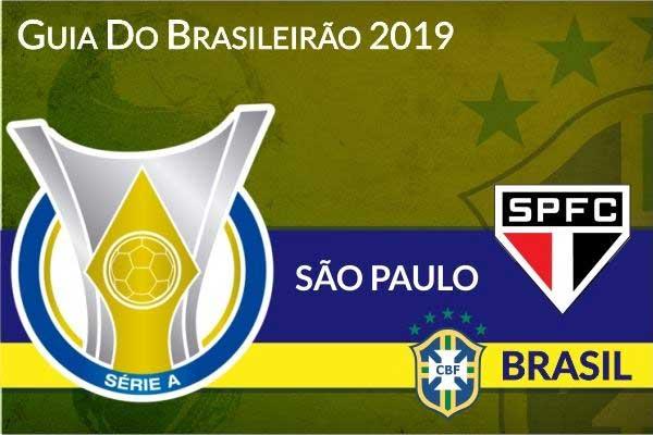 São Paulo – Guia do Brasileirão Série A 2019