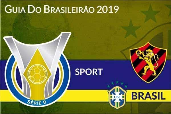 Sport – Guia do Brasileirão Série B 2019