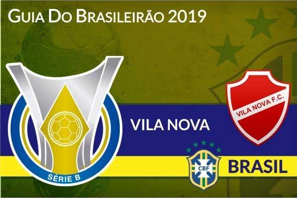 Vila Nova – Guia do Brasileirão Série B 2019