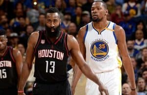 Warriors vs Rockets - A noite decisiva nos playoffs da NBA