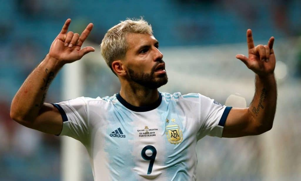 aguero argentina 1