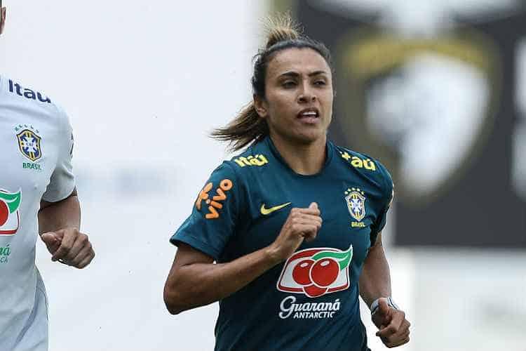 O Brasil na Copa do Mundo de Futebol Feminino