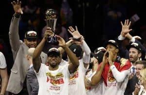 Toronto Raptors campeão da NBA