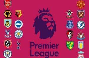 Guia do Premier League 2019 2020