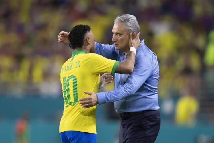 Brasil x Peru: A revanche da Copa América?