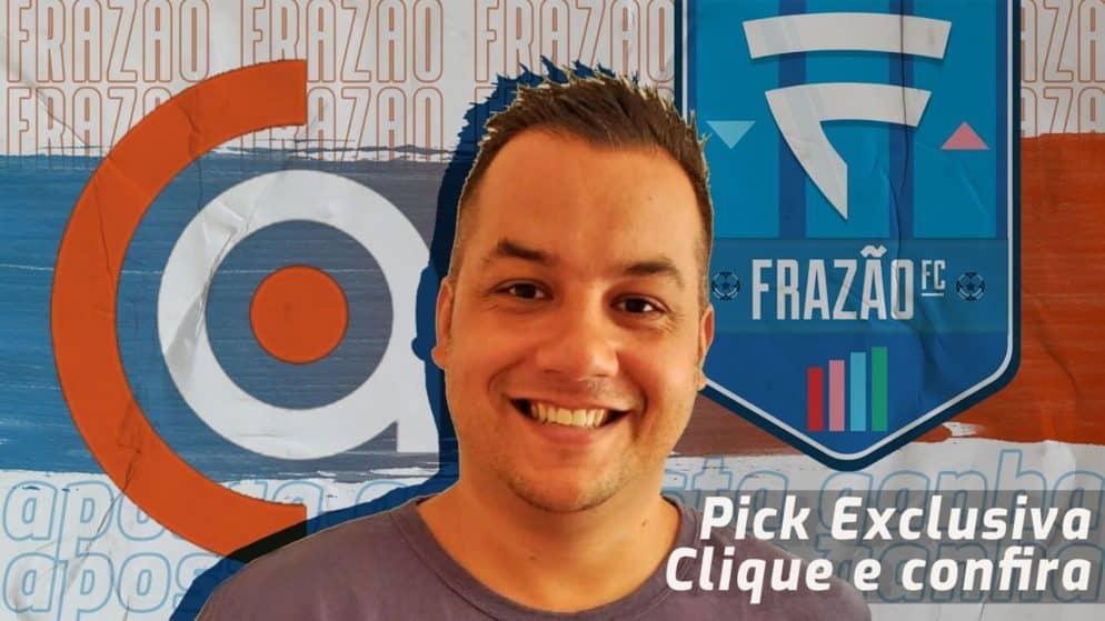 Palpite Cuiabá x Fluminense – 20 -09 – Frazão Tipster PRO
