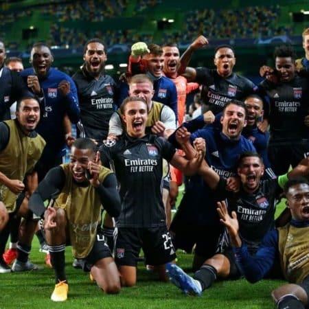A surpresa Lyon encara o gigante Bayern pela Liga dos Campeões