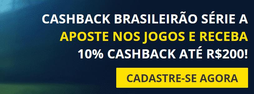 Cashback Brasileirão