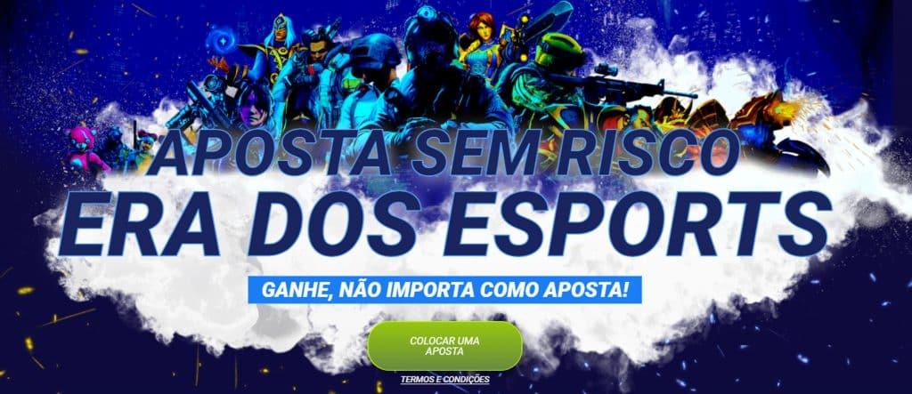 COMO APROVEITAR A APOSTA SEM RISCO DE 10$