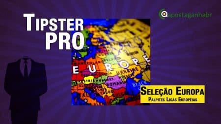 Seleção Europa – Palpites futebol europeu – 17 de Agosto